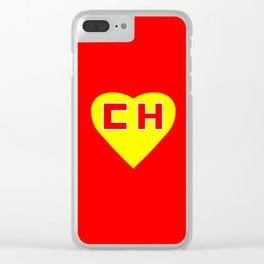 Chapulin Colorado Clear iPhone Case