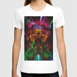 Jerry, The Cyber Fighter T-shirt