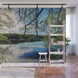 Pond Views Wall Mural