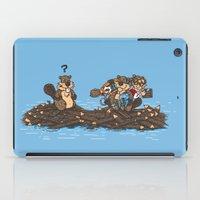 woody iPad Cases featuring Woody by Rodrigo Ferreira