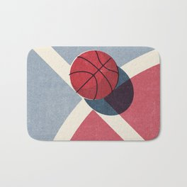 BALLS / Basketball (Outdoor) Bath Mat