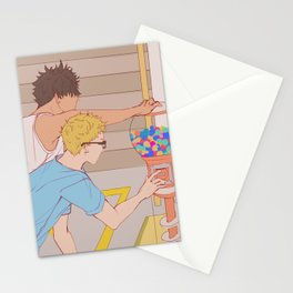 Haikyuu - Kurotsuki 20 Stationery Cards