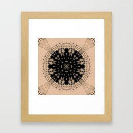 rules Framed Art Print