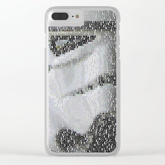 Super Trooper Clear iPhone Case