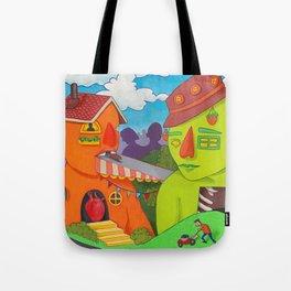 Avant City Tote Bag
