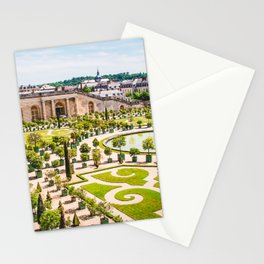Versailles Gardens   Europe France Nature Landscape Travel Photography Stationery Cards