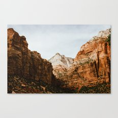 Utah Part 3 Canvas Print