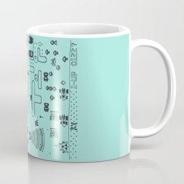 Retro Arcade Mash Up Coffee Mug