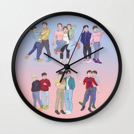 Our Thirteen Wall Clock