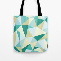 3d Tote Bags featuring 3D by petitscoquins