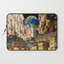 A Glimpse of the World Laptop Sleeve