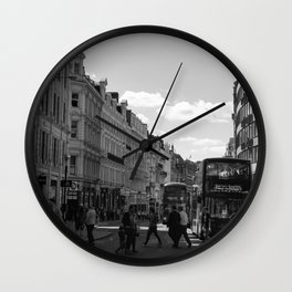 The St. Paul Bustle, London Wall Clock