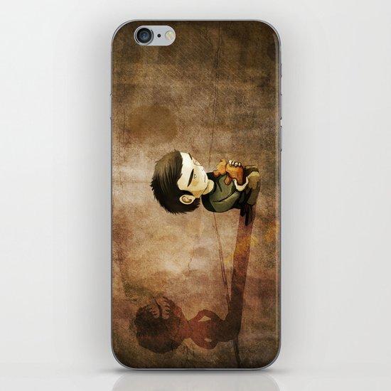 Shy iPhone & iPod Skin