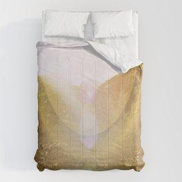 earth energy Comforters