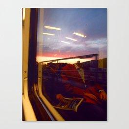 azephalum ascensorem Canvas Print
