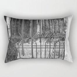 old gate Rectangular Pillow