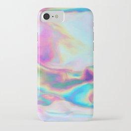 Iridescence - Rainbow Abstract iPhone Case