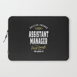 Assistant Manager Laptop Sleeve