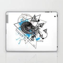 Triangle of life Laptop & iPad Skin