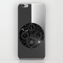 TIME iPhone Skin
