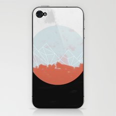 Landscape Abstract iPhone & iPod Skin