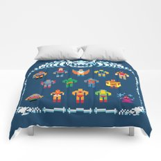 Heroic Masters of the Universe Comforters