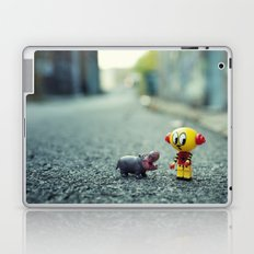 HI!! I told you i don't want a pet!! Laptop & iPad Skin