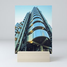 Lloyds of London Mini Art Print
