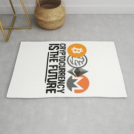 Cryptocurrency Is The Future Quote Rug