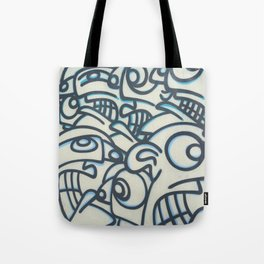 Graffiti Art in Wynwood Tote Bag
