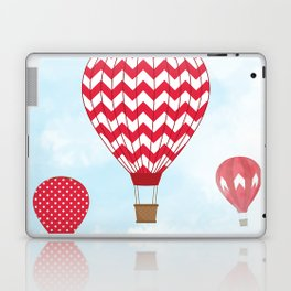 Red Hot Air Balloons Laptop & iPad Skin
