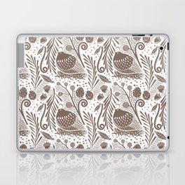 California Quail (Cocoa) Laptop & iPad Skin