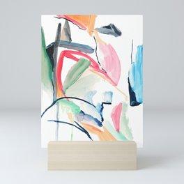 formation: joy Mini Art Print