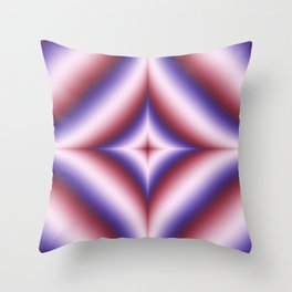 Aster in DPA 01 Throw Pillow