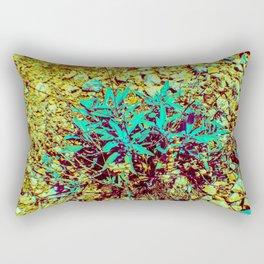 Apstract flowers No.2 Rectangular Pillow