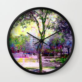 Or not so much an obsession hinged on immortality. Wall Clock