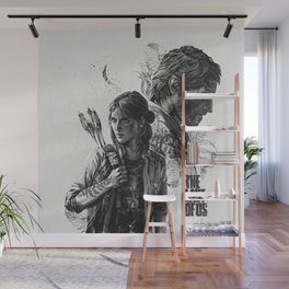 The Last of Us Part II Wall Mural