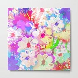 Flowers_108 Metal Print