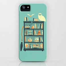 Potter Shelf | Rowling iPhone (5, 5s) Slim Case