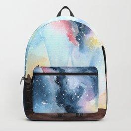Galaxy Artwork Backpack
