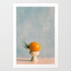 chilled Art Print