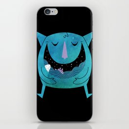 Swallowed By The Sea iPhone Skin