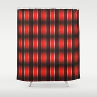 theater Shower Curtains featuring theater wall  by HgN's