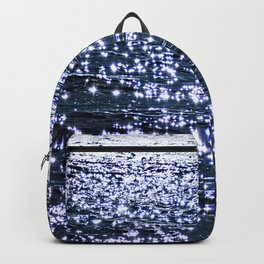 Sea Water Shiny Surface Texture 1 Backpack