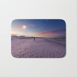 Moon gazers Bath Mat