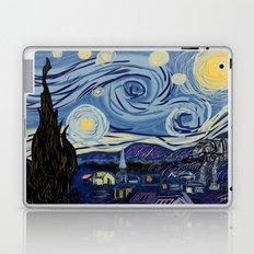 Starry Wars Night Laptop & iPad Skin
