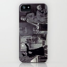 Dr. Jekyll and Mr. Hyde iPhone Case