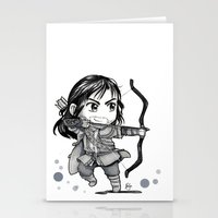 kili Stationery Cards featuring Kili Chibi by KuroCyou