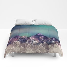 Mini Mountains Comforters