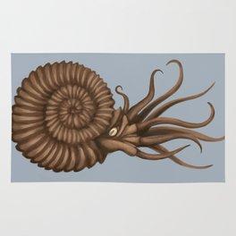 Ammonite Rug